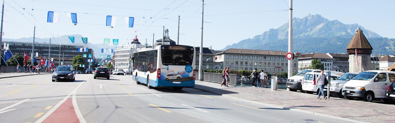 Fahrstunden Luzern, Seebrücke